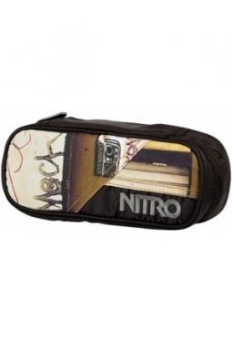 Pencil Case, Graffiti Berlin, Nitro