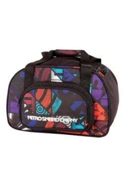 Duffle Bag XS 22L, Gridlock, Nitro