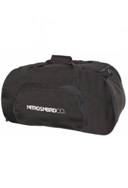 Duffle Bag M 49L, Black, Nitro