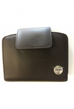Chiemsee Leather Wallet Classic 33, Bl..