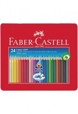 Farbschachtel Colour Grip, 24 Schachte..