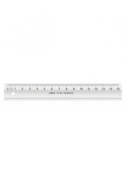 Lineal 15 cm, flexibel, Linex