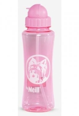 Trinkflasche 650ml, Rosa, Mc Neill