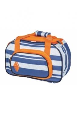 Duffle Bag XS 22L, Heather Stripes, Ni..