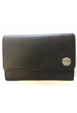 Chiemsee Leather Wallet Classic 38, Bl..