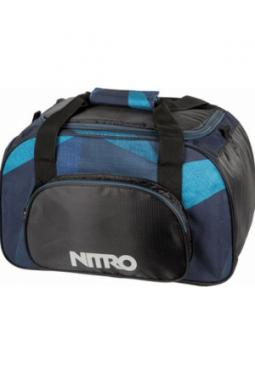 Duffle Bag XS 22L, Fragments Blue, Nitro