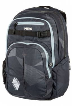 Chase 35L, Fragments Black, Nitro