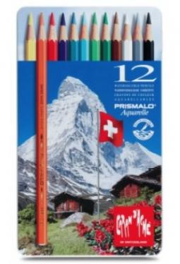 Prismalo, 12 Farbschachtel, Caran d'Ache