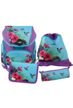 Joy-Bag 4-teiliges Set, Tropical, Funki