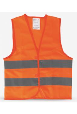 Sicherheitsweste, orange, Mc Neill