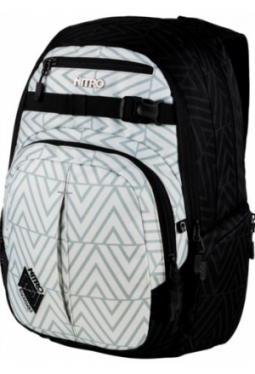 Chase 35L, Diamond Grey, Nitro