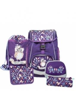 Flexi-Bag, 5 tlg., Hippie Owl, Funki