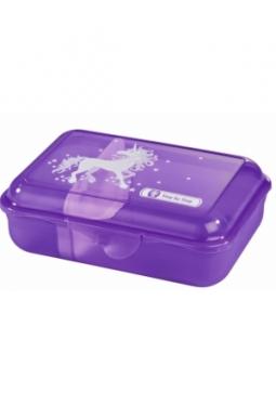 Lunch Box, Unicorn, Step by Step