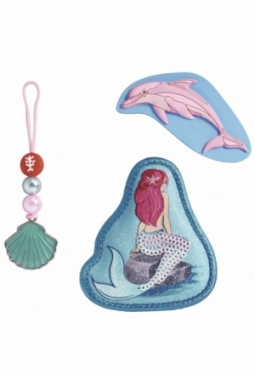 Magic Mags, Mermaid, Step by Step