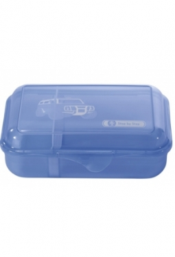 Lunch Box, City Cops, Step by Step