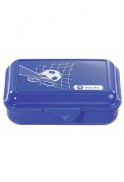Lunch Box, Soccer Team, Step by Step