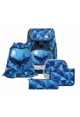 Flexi-Bag, 5 tlg., Dragon World, Funki