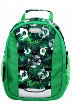 Kindergarten Rucksack, Football, Funki