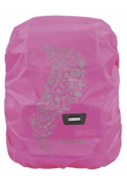 Regen-Sicherheitshülle, Medium , Pink ..