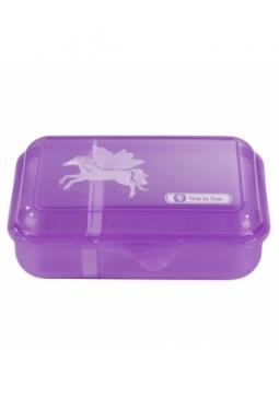 Lunch Box, Fantasy Pegasus, Step by Step