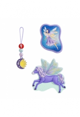Magic Mags, Fantasy Pegasus, Step by S..