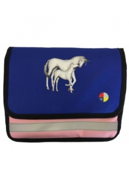 Kindergarten Tasche Set 4C, Unicorn