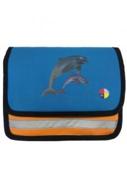 Kindergarten Tasche Set 4C, Dolphins