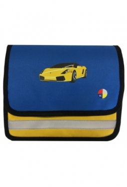 Kindergarten Tasche Set 4C, Speed Car
