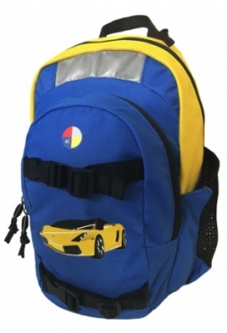 Kindergarten Rucksack 4C, Speed Car