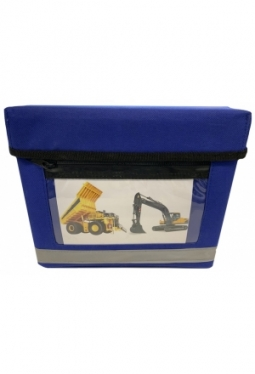 Kindergartentasche MyBox, Blue, Big Box