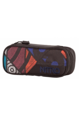 Pencil Case, Gridlock, Nitro