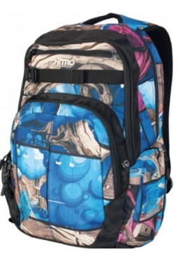 Chase 35L, Dome One, Nitro