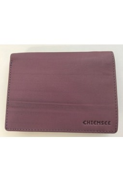 Chiemsee Leather Wallet Precious 7, Purple