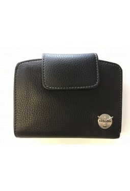 Chiemsee Leather Wallet Classic 33, Black