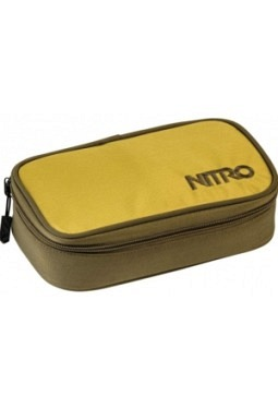 Pencil Case XL, Golden Mud, Nitro