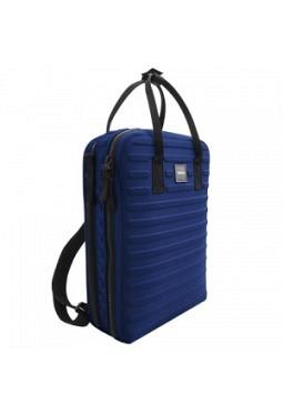 "Paris Laptop Bag, Mini 12"", Navy Blue, SRSLY"