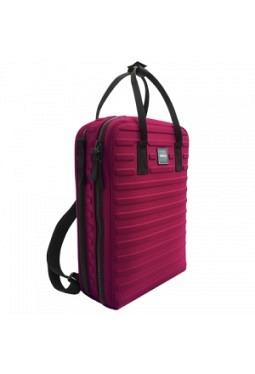 "Paris Laptop Bag, Mini 12"", Wine Red, SRSLY"