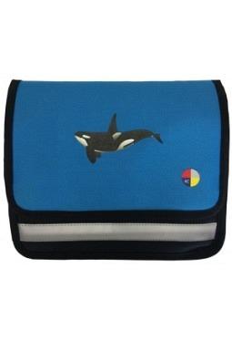 Kindergarten Tasche Set 4C, Orca