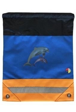 Kindergarten Turnsack 4C, Dolphins