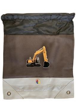 Kindergarten Turnsack 4C, Excavator