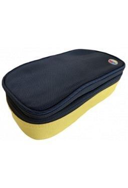 Pencil Case Typ 222, 4C, Yellow