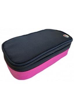 Pencil Case Typ 222, 4C, Pink